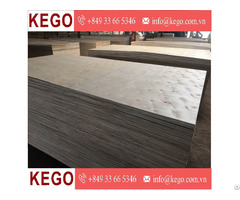 Packing Plywood Affordable Price And High Quality From Vietnam