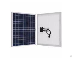 50w Polycrystalline Solar Panel Module System