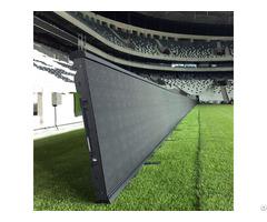 Led Screen Writing Board Display Stadium Perimeter P10