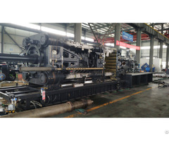 1400ton 14000kn Clamping Force Plastic Injection Molding Machine
