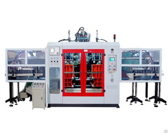 Iml Extrusion Blow Molding Machine