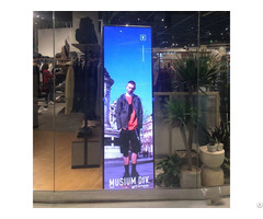 Three Years Warranty Full Color P3 Indoor Led Poster Mirror Advertising Screen