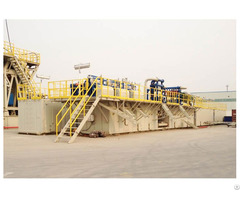 Oil And Gas Mud System
