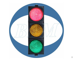 200mm Red Green Yellow Arrow With Clear Lens Led Traffic Light