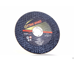 Stainless Steel And Ferrous Metal Cutting Thin Cut Off Wheel Disc Factory