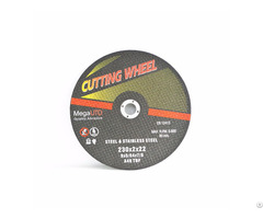 Ferrous Metal And Stainless Steel Cutting Resin Bonded Wheel Disc