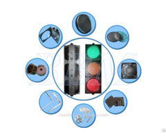 Hot Sale 300mm Tri Color Traffic Signal Light