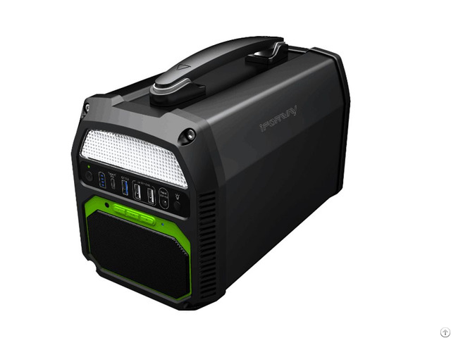 Iforway Hot Selling Portable Solar Generator For Outdoor Activity And Camping Life