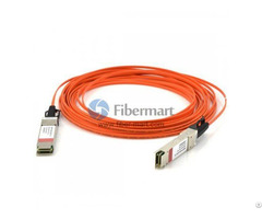 20m 65 6ft 40gbase Qsfp Active Optical Cable