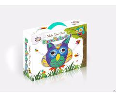 Myo Paper Mache Owl