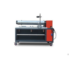 V Guide Welding Machine