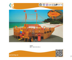 Amusement Equipment Outdoor Large Playground