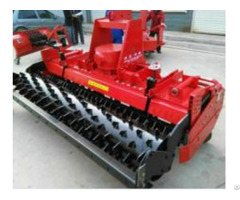 High Quality Heavy Duty Rotary Power Harrow With Driving Shaft For Pto Of Big Farm Tractor