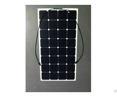 Simi Flexible Solar Panel 100w