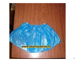 Plastic Disposable Shoe Cover Elastic