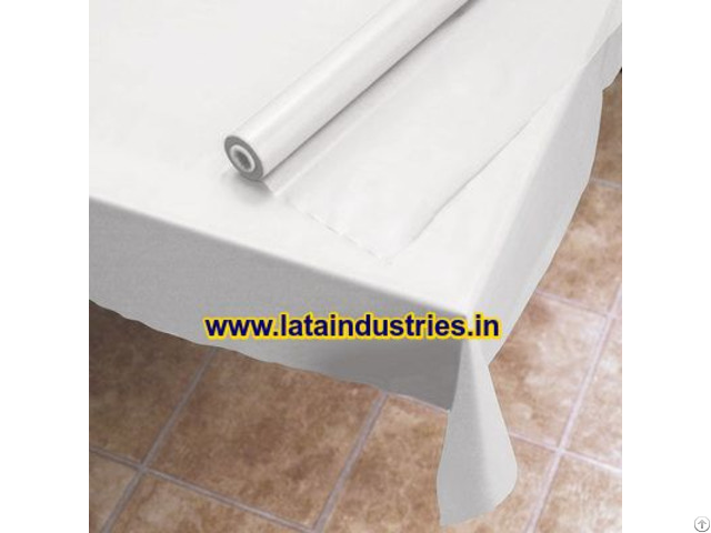 Plastic Table Cloth Roll
