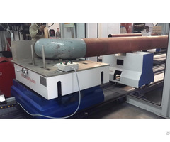 Piping Fabrication Fast Fitting Up Machine