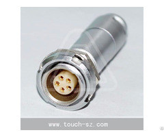 Touch 5pin Straight Plug Fgg 0b 305 Connector For Dental Equipment