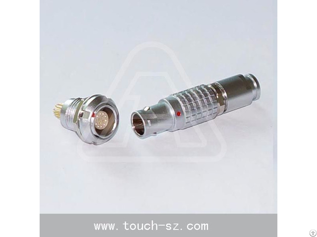 Touch 9pin Straight Plug Fgg 0b 309 Connector For Electrosurgical Devices