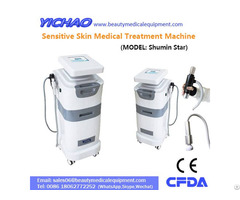 Beauty Medical Treatment Machine For Very Sensitive Skin On Face