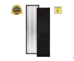 Guangdong Factory Supply Fiberglass And Activated Carbon True Hepa Filter C