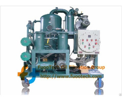 Series Zyd Ex Explosion Proof Type Vacuum Transformer Oil Filtration