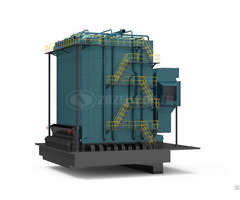 Dhl Series Coal Fired Steam Boiler