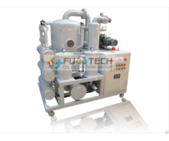 Series Zyd Double Stage Vacuum Transformer Oil Filtration Machine