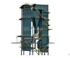 Cfb Circulating Fluidized Bed Coal Fired Hot Water Boiler