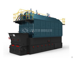 Szl Series Biomass Fired Steam Boiler