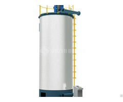 Yql Series Gas Fired Thermal Fluid Heater