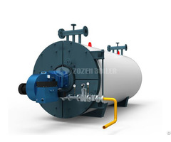 Yqw Series Gas Fired Horizontal Thermal Fluid Heater
