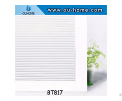 Ouhome Decorative Pvc Adhesive Film For Glass