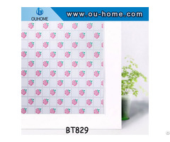 Ouhome Pvc Glass Window Door Privacy Film Sticker