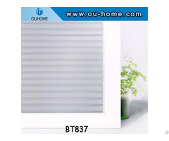 Ouhome Glass Window Door Privacy Film Sticker Pvc Frosted