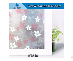 Ouhome Glass Window Film Stained Paper Pvc Home Decor Privacy Stickers