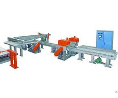 Heavy Duty Automatic Plywood Edge Cutting Machine