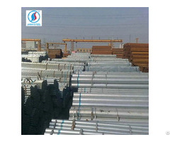 Customized Grade 316 Stainless Steel Seamless Galvanized Pipe