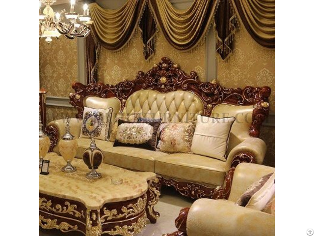 Villa European Luxury Sofa