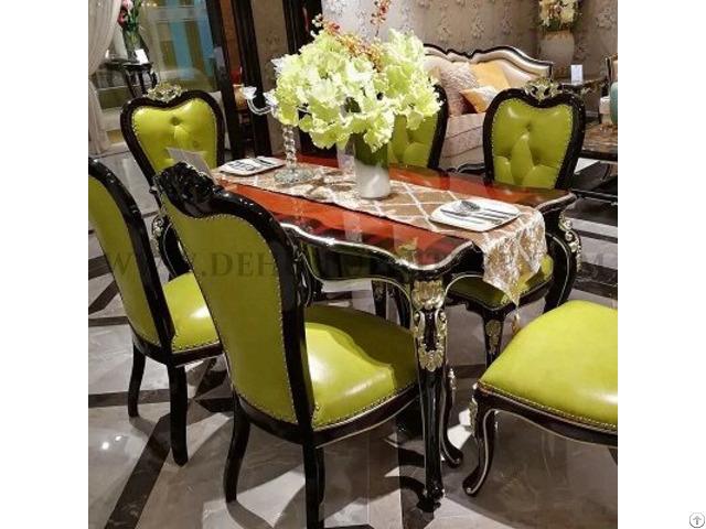 European Dining Table