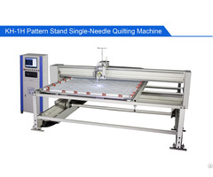 Pattern Stand Single Needle Quilting Machine