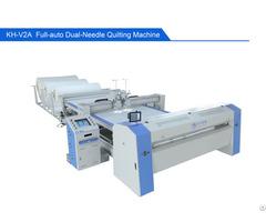 Full Auto Dual Needle Quilting Machine