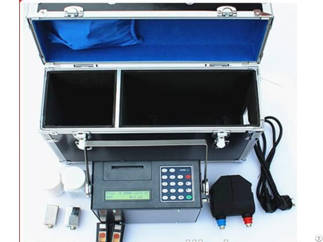 Zero100pu Ultrasonic Flow Meter