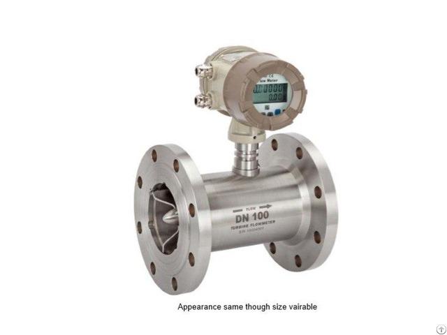Liquid Turbine Flow Meter