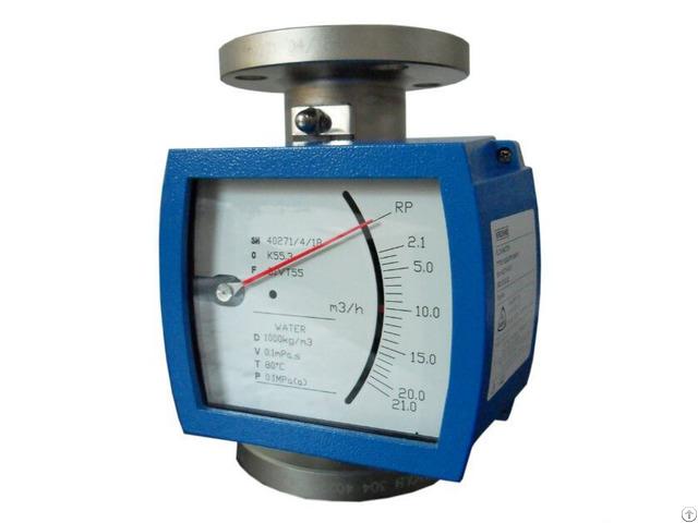 Zero100va Variable Area Flow Meter