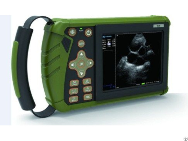 Zero Vet5 Veterinary Ultrasound Machine