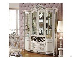 Four Door Wine Cabinet