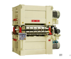 Wood Double Sides Calibrate Sanding Machine