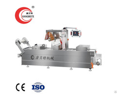 Modified Atmosphere Packaging Map Packing Machine