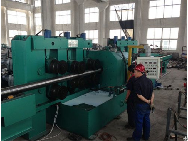 Steel Bar Rust Removal Machine China Manufacturer